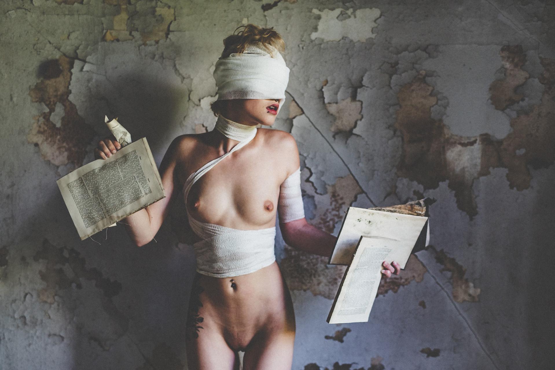 021-Bandaged